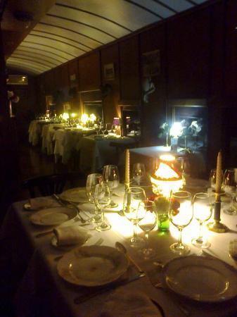 Restaurant Del Ferrocarril