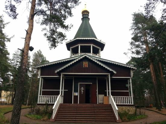 Sestroretsk, Rusland: Храм Пантелеймона
