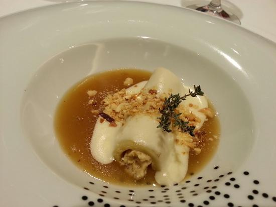 Restaurante El Vagon: Canutillo...