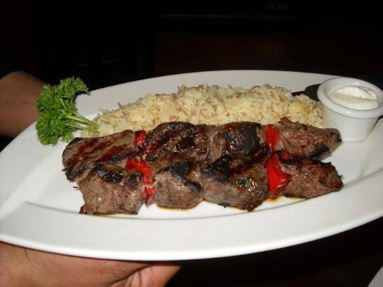 Nadim's Downtown Mediterranean Grill: Our Food!