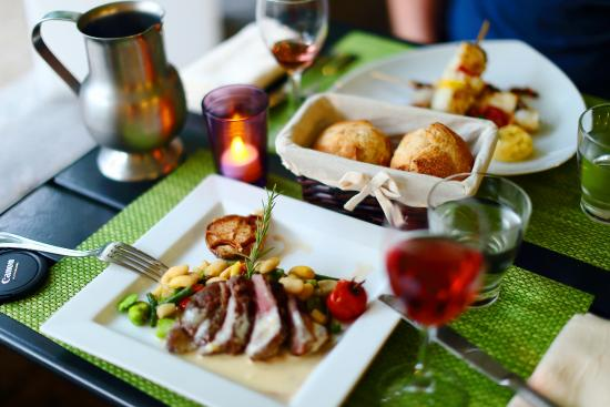 Le Manoir : Хороший ресторан