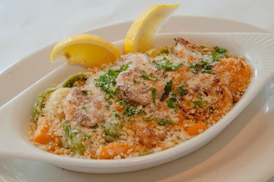 Royal House: Baked Shrimp Tortellini
