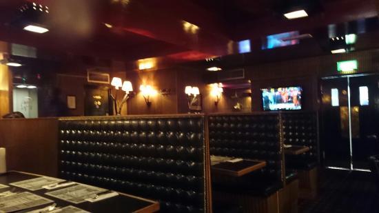 Bodeans Restaurant London