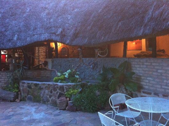 Charama Safari Lodge