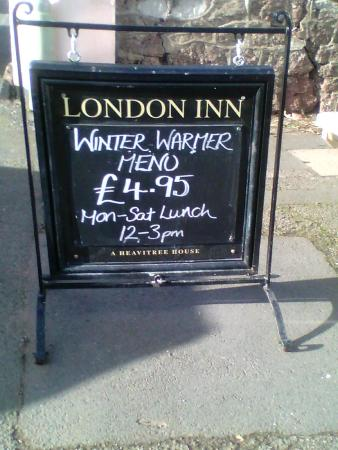 London Inn: I will defiantly try this