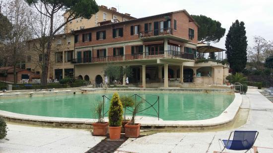 Foto di albergo posta marcucci bagno vignoni - Bagno vignoni hotel posta marcucci ...