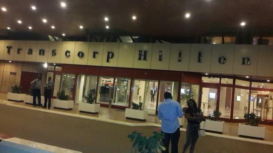 ترانسكورب هيلتون أبوجا: Transcorp Hilton - Abuja