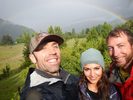 H2O Patagonia: Double Rainbow Hike
