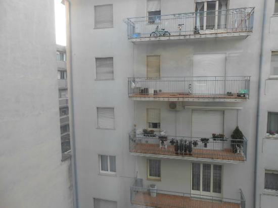 Hotel Buonconsiglio: Vista dalla camera deluxe