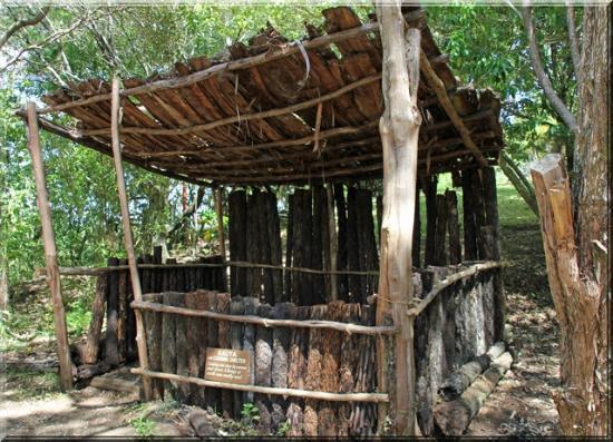Rewa's Village: die Küche