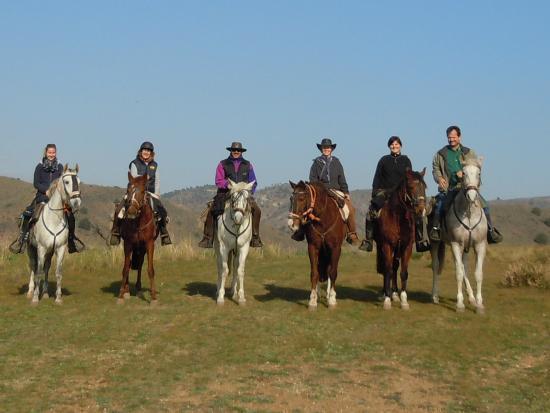 Rancho La Paz: Wir waren eine tolle Truppe