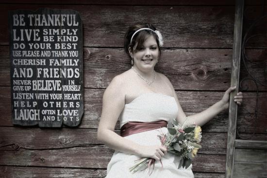 Odessa, Canada : Daisy Hill Bride
