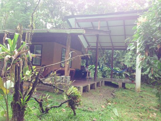 Chilamate Rainforest Eco Retreat: room deck