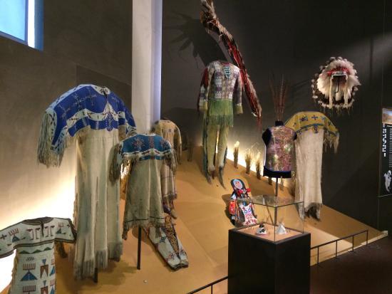 Nordamerika Native Museum (NONAM)