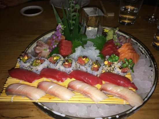 Zuma: sushi