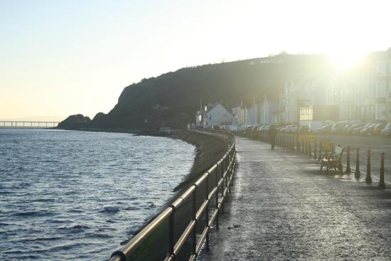 County Antrim Yacht Club, on Marine Parade  - Picture of
