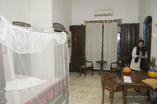 Amor Villa : Our room.