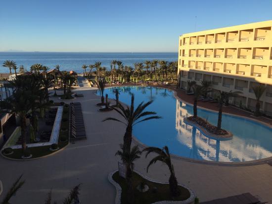 SENTIDO Rosa Beach : View from balcony.