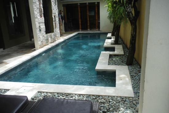 Di Abode Boutique Inn: Piscina