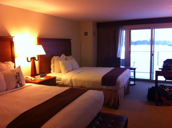 Eaglewood Resort & Spa: Room with a View