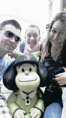 BuenosTours: Mafalda : )
