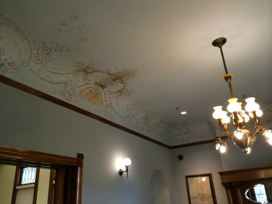 Brand Park: Ceiling at Brand Library