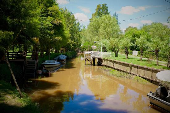 Buenos Aires Historico Tours : Tigre channels