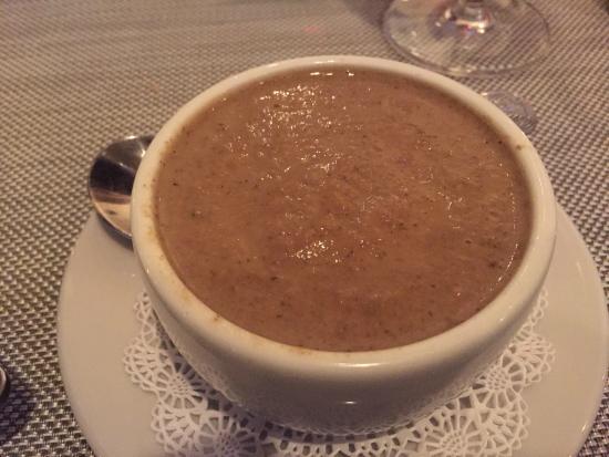 Nonni's: Mushroom Bisque