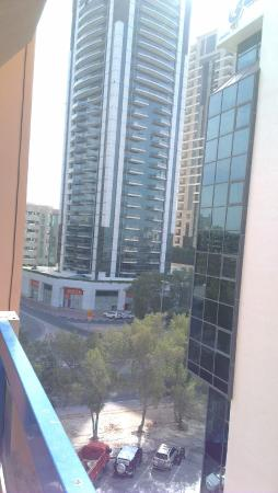 فندق بانوراما بور دبي: View from room