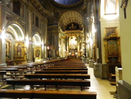 Iglesia de San José: Nave central