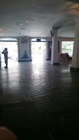 Guaruja Inn: Entrada