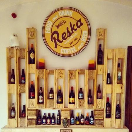 Arredamento rustico e moderno - Foto di Reska Coffè Food and Beer ...