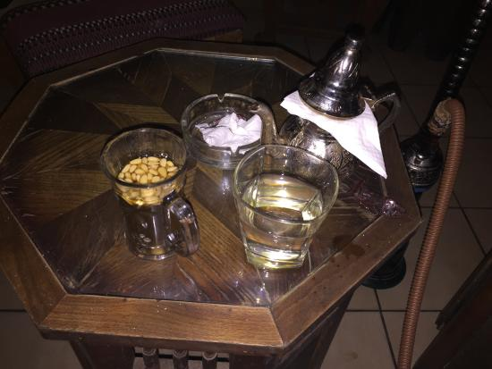 Cafe Maure : Mint tea