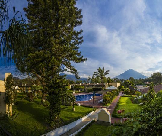 Soleil La Antigua: Vista desde la habitación