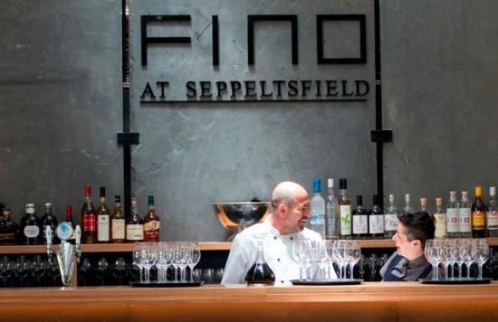 FINO at Seppeltsfield