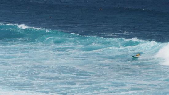 Paia, HI: View from lookout