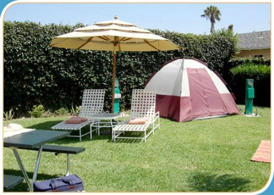 Accommodation For Tents Picture Of Anaheim Harbor Rv
