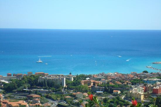 Hotel Ca'Ligure: Ausblick vom Balkon