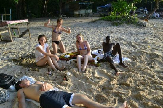 Mikuzi Port Antonio: Enjoy our beach