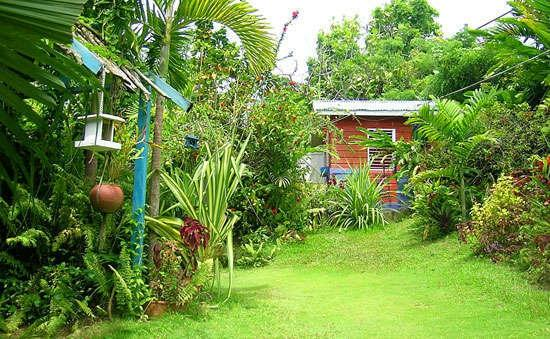 Mikuzi Port Antonio: Peaceful cottage setting