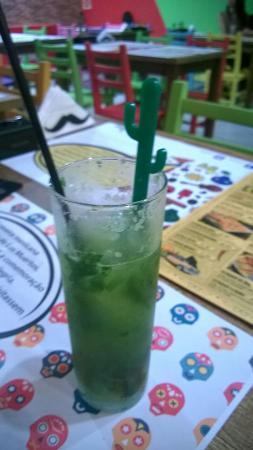 Lurias mexican bar: Mojito