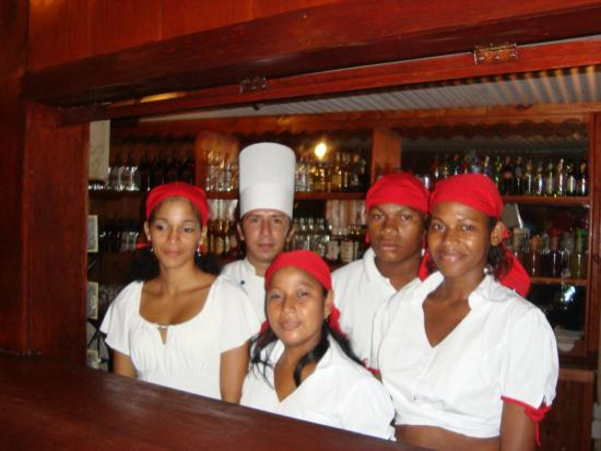 The Buccaneer: Our awesome staff :-)