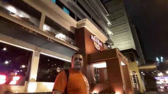 Concorde Hotel Kuala Lumpur : hard rock caffe