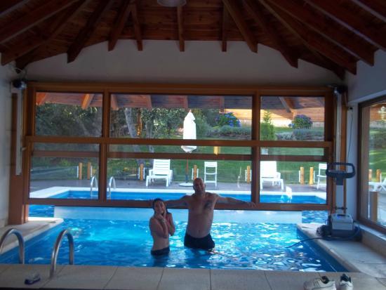 Foto de cabanas sonnenheim villa la angostura piscina - Hotel corvara con piscina interna ...