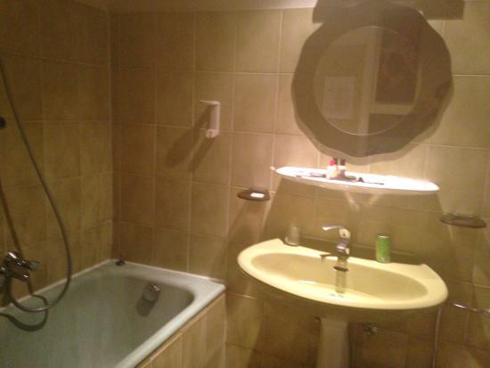 Esplanade Hotel: 洗面所
