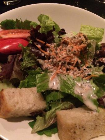 Bellini's Ristorante & Bar: House salad