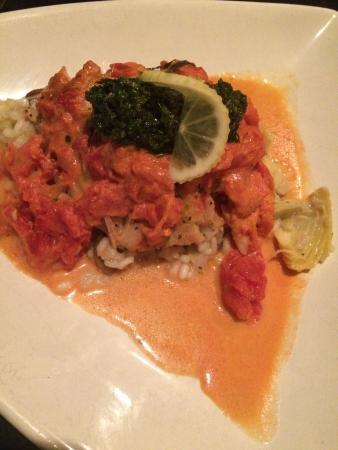 Bellini's Ristorante & Bar: Grouper special
