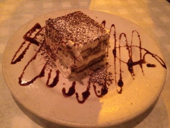Osteria Romantica: Tiramisu to die for!!!!