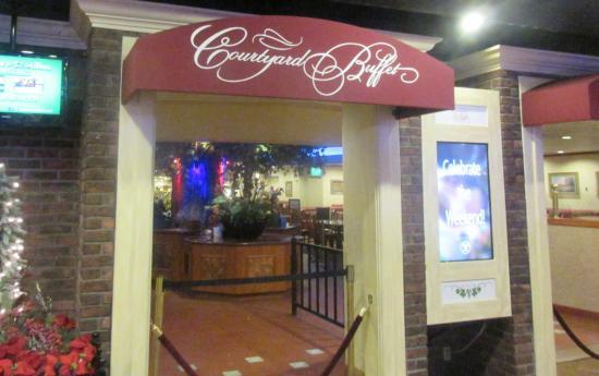 Courtyard Buffet Reno Nv