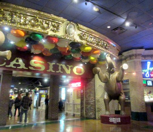 Circus Circus Casino, Reno, NV